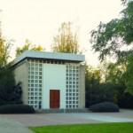 Begraafplaats Bussum aula