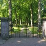 Begrafenis in naarden oude algemene begraafplaats ingang