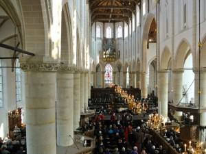 Grote kerk Naarden voor uitvaartverzorging in Naarden